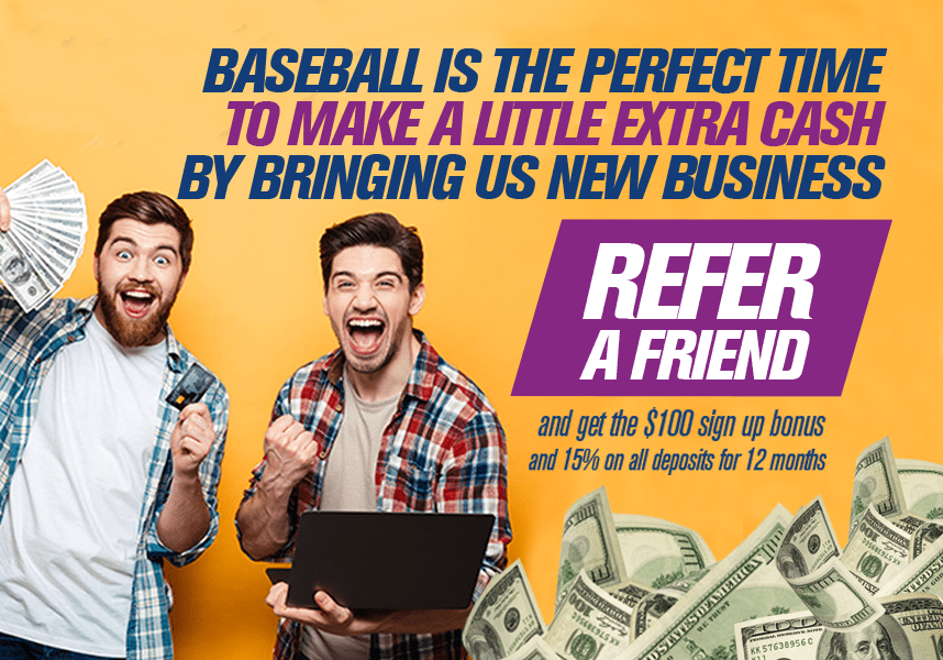 NBA, MLB and Referrals